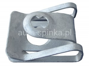 C60630 Clip: spangle cover under engine AUDI BMW MINI 8K0 805 922A 0714 698 1767 5171 821 2164