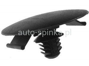 C60566 Clip: upholstery muting Renault Megane 2 Scenic 2 Traffic 2 ; 7703077458