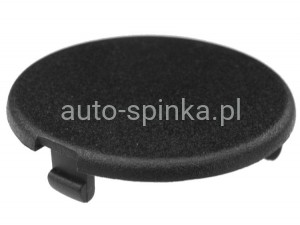 C60550 Clip: end cap bolt cover na silniku VW Audi Seat ; 028103937