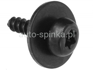 C60460 screw torx with washer śr 4,8 x 18 cover Audi Seat Skoda VW Ford Focus i other W708591S424