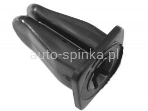 C60692 Clip: insert wheelarches cover upholstery BMW MINI black 6317 1367 868