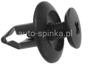 C60434 expansion bolt / rivet diameter 5,8 wheelarches cover Mitsubishi Chevrolet Nissan MB344728 94530438 65810-AD20