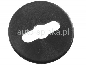C60157 Clip: washer cover under engine cockpit and cabin Citroen Peugeot BMW ; 1423E7