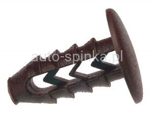 10041 Clip: boot upholstery and carpets Fiat Croma Panda 14591784